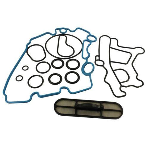 New Oil Cooler Kit For 2003-07 Ford Powerstroke Diesel 6.0L F250 F350 F450 F550