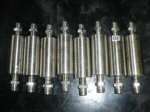 """Pall Gaskleen AN filter, .003 micron, 750 psi, 350 deg F, 3/8"""" Swagelok"""