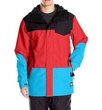 5f0115078 Neff Trifecta Snowboard Jacket Kids L