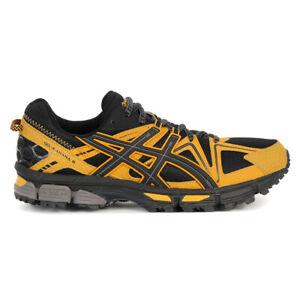 ASICS Men's Gel Kahana 8 Sandstorm/Black Trail Running Shoes T6L0N.800 NEW