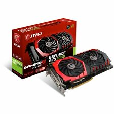 MSI GeForce GTX 1060 Gaming X+ 6GB GDDR5 - V328-219R - Grafikkarte - HDMI 2.0