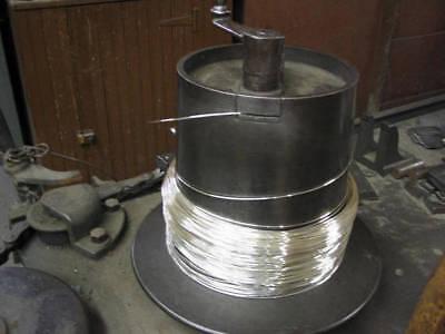 925 Sterling Silver wire Dead Soft Round 12 14 16 18 20 22 24 26 28 30 32 Gauge