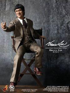 "Bruce Lee In Suit 1970 Anzug 1/6 Wing Chun Jeet Kune Do 12"" Figur Hot Toys GüNstige VerkäUfe Filme & Dvds Film-fanartikel"