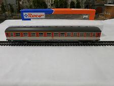ROCO 45002 HO DB Passenger Coach, 2 Rail DC