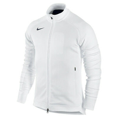 Nike Men's N12 Country White Track Olympics Running Jacket 466404-100 Size XL
