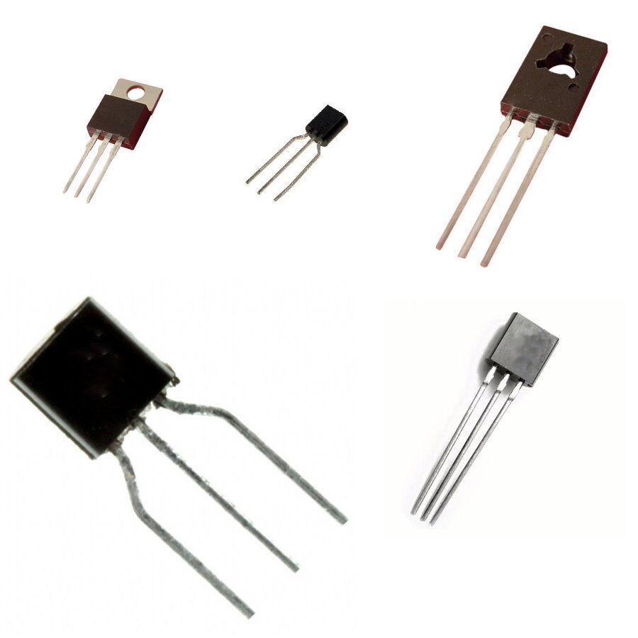 3x IRFD210PBF Transistor N-MOSFET unipolar 200V 0,38A 1W DIP4 VISHAY