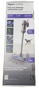 Dyson V11 Outsize (Nickel)  2 Batteries. NEW Unopened