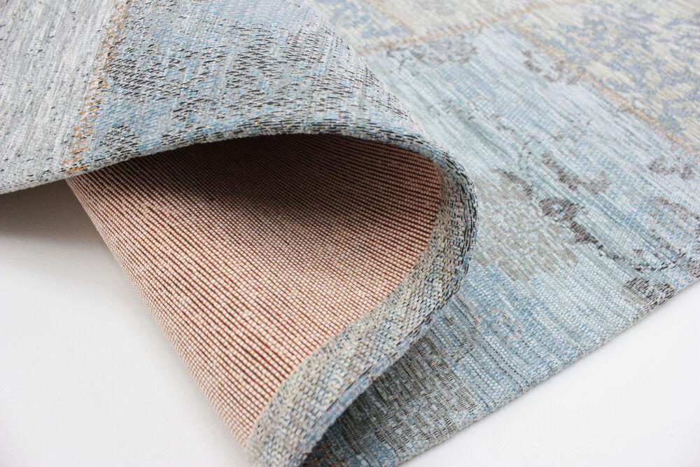 Traditionnel Manhattan Patchwork Chenille Tapis Couleurs Variées en 2 Tailles Tailles 2 448d07