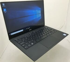 Dell Xps 13 9350 Intel Core I7 2 5ghz 8gb Ram 256gb Ssd Read Lpt