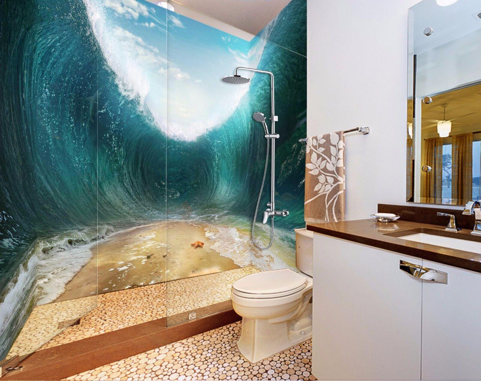 3D Vortex  7157  WallPaper Bathroom Print Decal Wall Deco AJ WALLPAPER AU