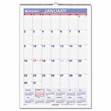 At A Glance Erasable Wall Calendar 155 X 2275 White 2021