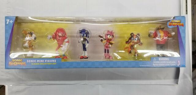 Sonic Boom Sonic Vs Burnbot Playset For Sale Online Ebay
