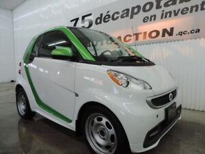 2014 Smart ForTwo PNEUS D'HIVER - TOIT PANO - AUTONOMIE 145 KM