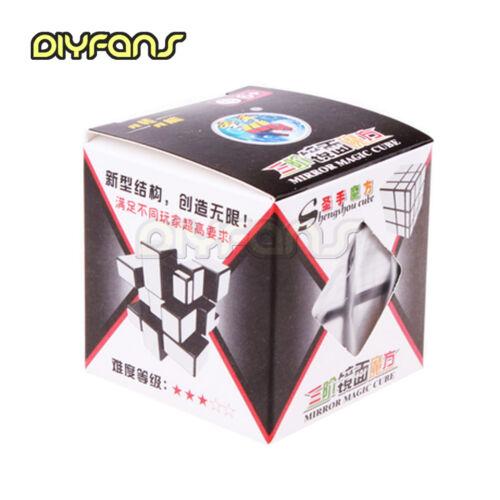 Magic Cube Spiegel dritter Ordnung Creative Puzzle Maze Decompression Toys