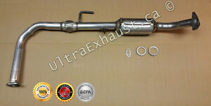 2000-2004 TOYOTA TUNDRA 4.7L V8 EXHAUST CATALYTIC CONVERTER DIRECT-FIT
