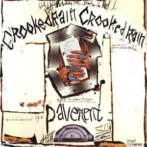 Pavement-Crooked-rain-crooked-rain-1994-CD