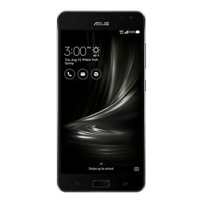 New ASUS ZenFone AR V570KL A002 128GB Charcoal Black Verizon Wireless Smartphone