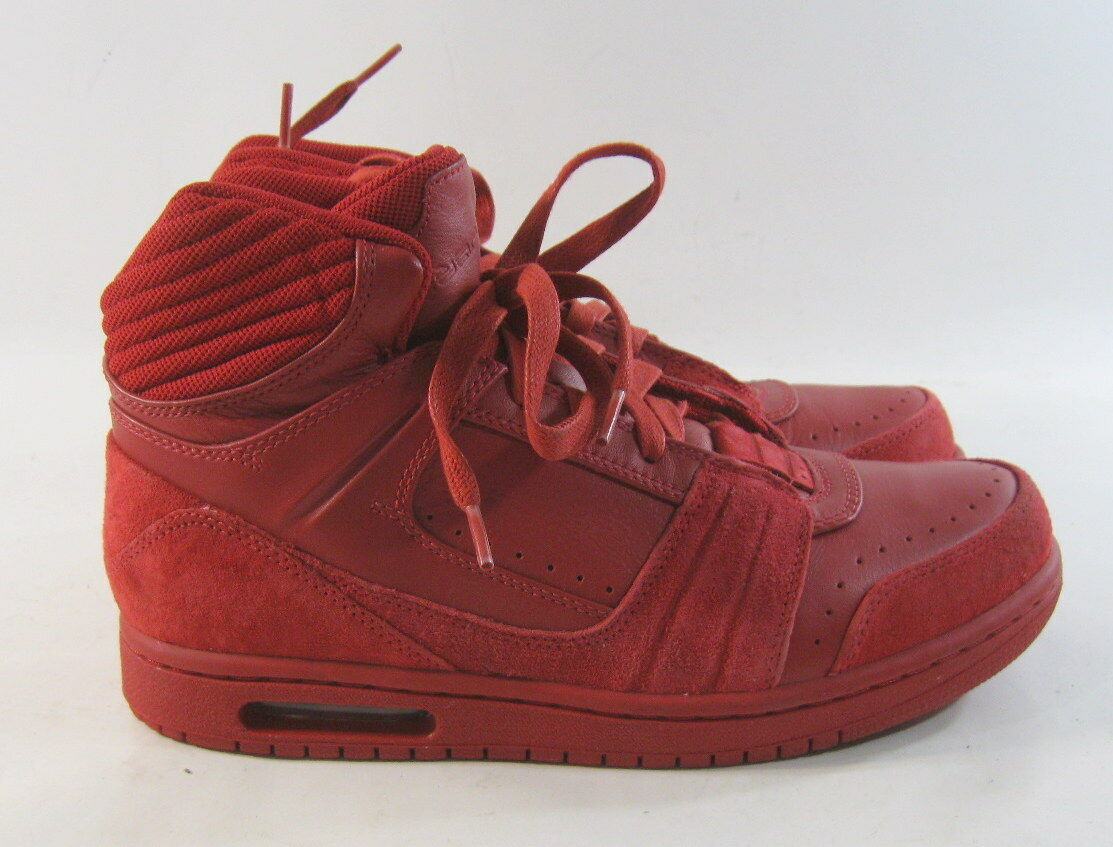 407680-601 Mens Air Jordan Lifestyle II Varsity Red Varsity Size 9
