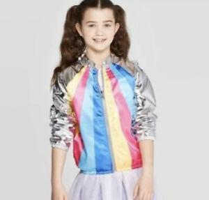Jojo Siwa Rainbow Dream Jacket From Target Jojo S Closet Size L 10 12 Ebay