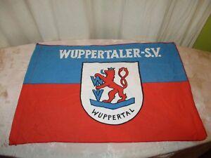 """Wuppertaler SV Originale kleine Fahne/Flagge 70iger Jahre Wappen """"WSV WUPPERTAL"""" - Bad Staffelstein, Deutschland - Wuppertaler SV Originale kleine Fahne/Flagge 70iger Jahre Wappen """"WSV WUPPERTAL"""" - Bad Staffelstein, Deutschland"""