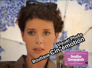 10-Photos-Cinema-23-5x29-5cm-1977-GOODBYE-EMMANUELLE-Sylvia-Kristel-NEUVE