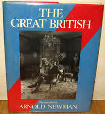 SIGNED Arnold Newman The Great British Bill Brandt David Hockney Cecil Beaton HC