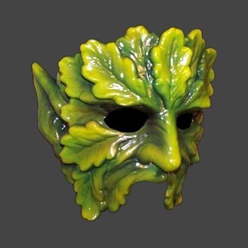 Dryad Latex Face Mask
