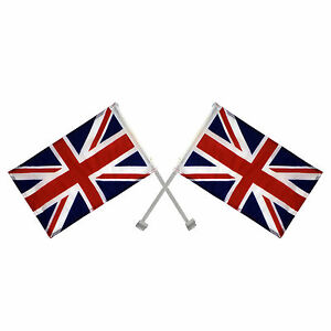 192-x-Union-Jack-Window-Car-Flags-United-Kingdom-Great-Britain-England-Joblot