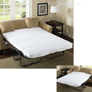 Pull Out Sofa Hide A Bed Mattress Pad Waterproof Full Size Futon Sleep Couch