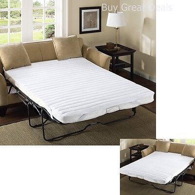 Marvelous Pull Out Sofa Bed Mattress Pad Bedding 72X60 Waterproof Futon Sleep Couch 689198887893 Ebay Evergreenethics Interior Chair Design Evergreenethicsorg