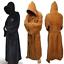 Adult-Pajamas-Star-Wars-Darth-Jedi-Bathrobe-Robes-Cosplay-Costume-Ropa-De-Dormir miniature 1
