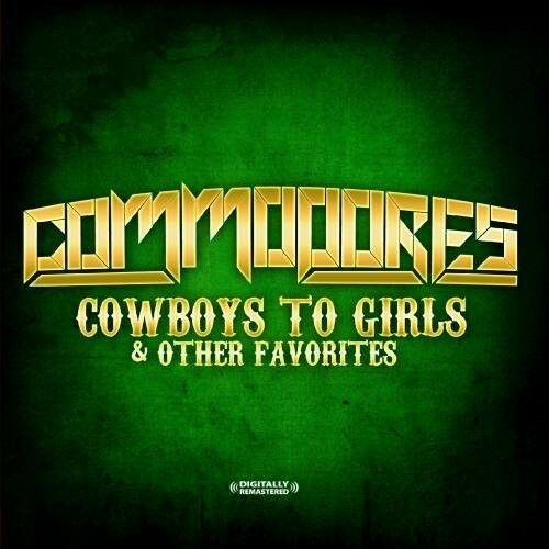 Commodores - Cowboys to Girls & Other Favorites [New CD] Manufactured On Demand,