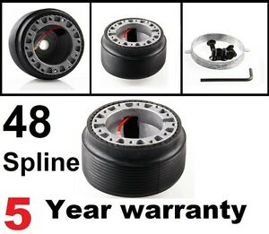 STEERING-WHEEL-BOSS-KIT-HUB-FIT-LAND-ROVER-DEFENDER-48-SPLINE-TD5-300TDI-90-110