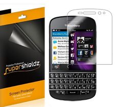 6x Generic HD Clear Screen Protector Cover Shield Film for Blackberry Q10