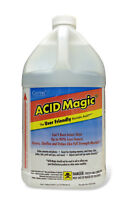 Lot Of 2 (2/1 Gal. Jugs) Certol Acid Magic® Usa/128 - Buffered Muriatic Acid