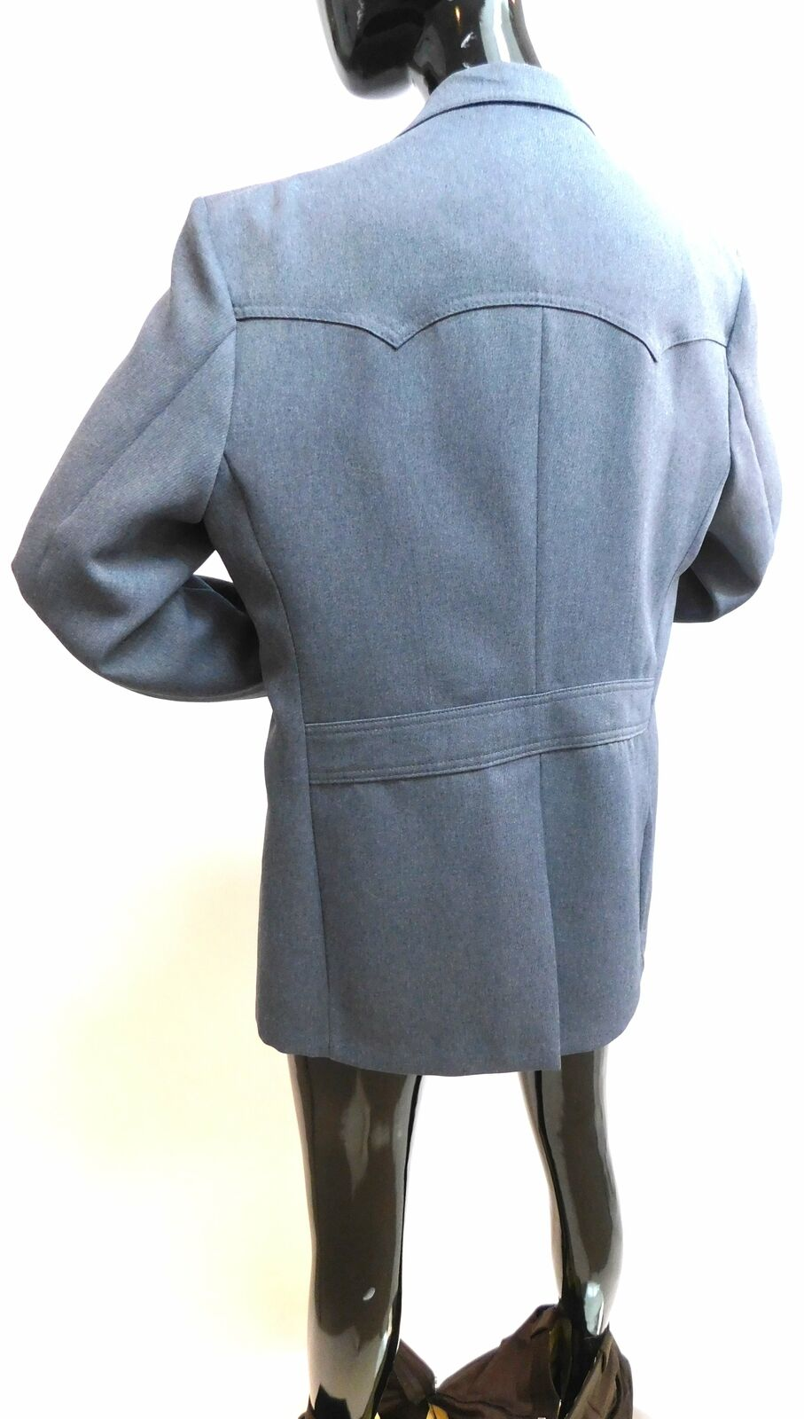 Vintage 1970s Western suit jacket by Levis - image 4
