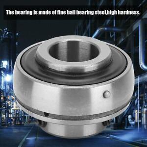 UC201-UC201-8-Cylindrical-Bearing-Insert-1-2-034-Bore-Mounted-Ball-Bearing-Durable