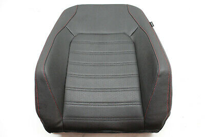 2013 VW JETTA HEAD REST BLACK LEATHER FRONT LEFT OR RIGHT OEM 11 12 13 14 15 18