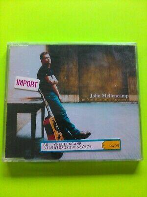 John mellencamp singles discography