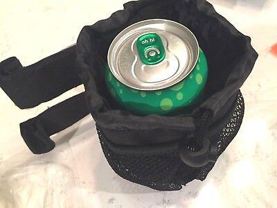 2x UTV Roll Cage BEER bottle can cup  HOLDERS Gator Ranger Teryx RZR Maverick