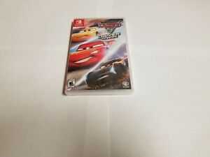 CARS 3: Driven to Win  Nintendo Switch new