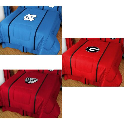 Collegiate Sports Team Logo MVP Bedding Cover Blanket NCAA COLLEGE COMFORTER