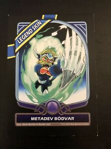 Details about Brawlhalla - Metadev Bodvar Legend PC Skin Code ONLY PAX East  2018