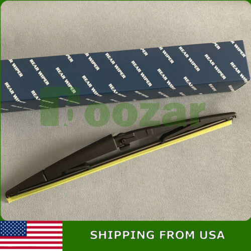 High Quality Rear Wiper Arm /& Blade For Jeep Commander 2006 2007 2008 2009 2010
