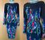 Phase-Eight-UK-20-Black-Kris-Floral-Placement-Print-Long-Sleeve-Pencil-Dress-48 thumbnail 1