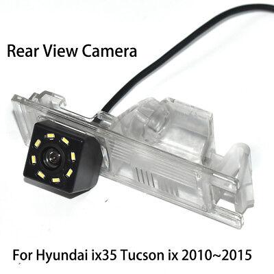 For Hyundai Tucson ix35 2010-2014 CCD LED Car Parking Reverse Rear View Camera