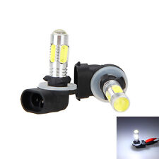 2x Auto High Power 881 886 H27W2 COB LED Bulb DRL Fog Licht  Lampen 5 COB 7.5W