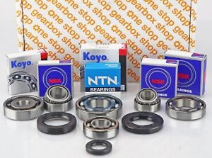 Amical Suzuki Ignis & Swift 1.3 Inj Oem Gearbox Bearing & Oil Seal Repair Rebuild Kit-afficher Le Titre D'origine