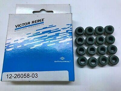 15-Pieces OEM Elring Valve Stem Seals For Porsche 911 924 928 930 944