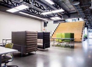 Inversionistas, venta oficinas amueblada de Diseño coworking, Insurgentes, Cdmx